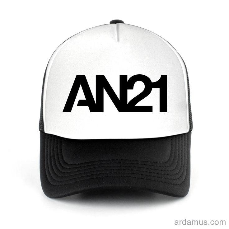 An21 Trucker Hat for men or women. Available color black, red, pink, green. Shop more at ARDAMUS.COM #djtruckerhat #djcap #djsnapback #djhat