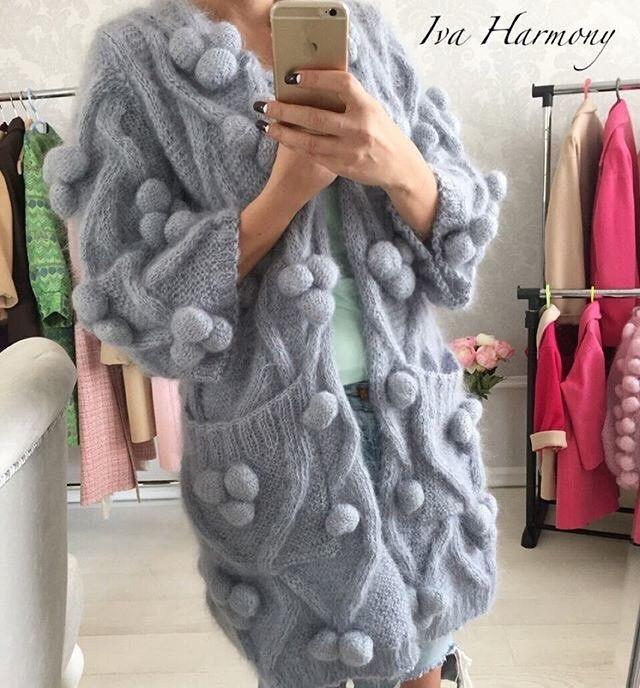 """Мобильный LiveInternet """"Шишкастое"""" пальто   Kerakora - Дневник Kerakora  """
