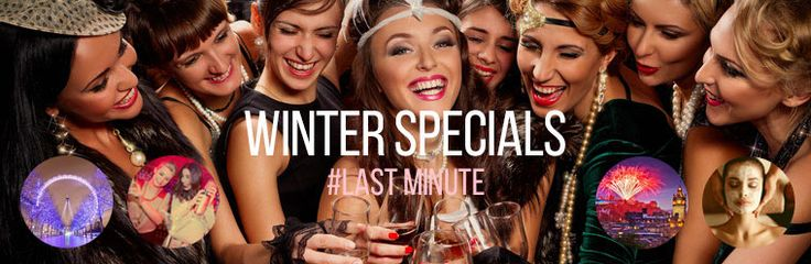 Winter Hen Party Packages 2014 http://www.gohen.com/hen-packages/winter.asp