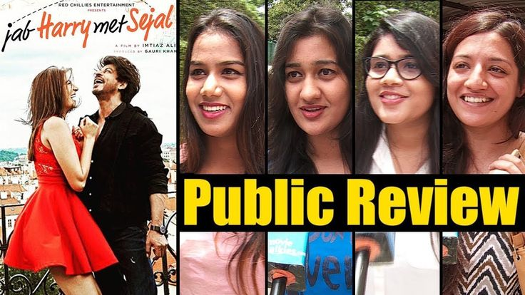 Jab Harry Met Sejal Movie Review | Public Review | First Day First Show | Shahrukh Khan,AnushkaWatch Janta's review of SRK and Anushka Sharma starrer Jab Harry Met Sejal. Jhms has been directed by Imtiaz Ali. For More Updates: Subscribe to: ... ... Check more at http://tamil.swengen.com/jab-harry-met-sejal-movie-review-public-review-first-day-first-show-shahrukh-khananushka/