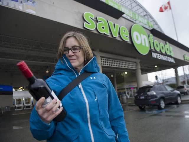 U.S. launches trade action against Canada over B.C. wine sales in grocery stores