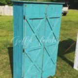 Pantry Cabinet/pie safe/storage cabinet