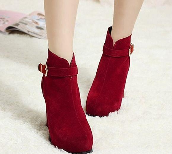 Как ухаживать за замшевой обувью » Женский Мир