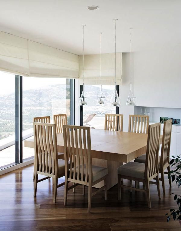 Beautiful Wooden Diningroom 5More Amazing Diningrooms And