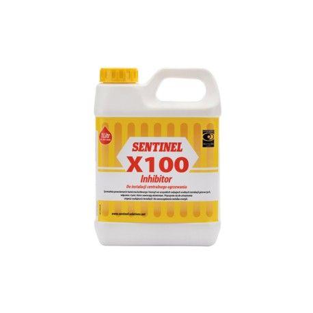 Sentinel X100 – inhibitor do systemów centralnego ogrzewania