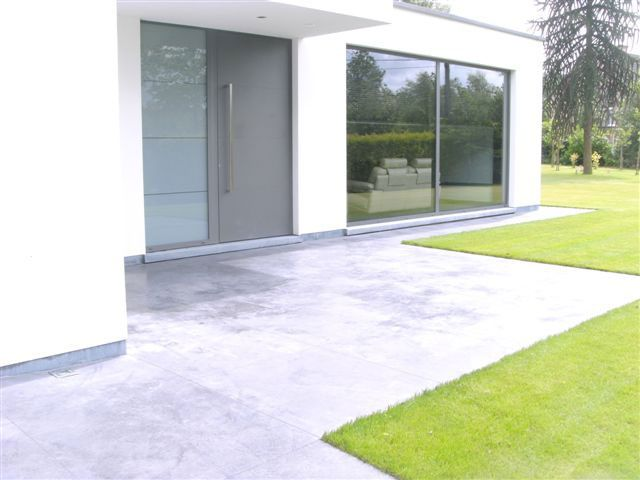 Foto's gepolierde betonvloeren | BCI-Floors