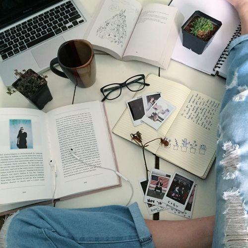 Coffee study break