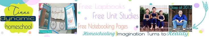 Tinas Dynamic Homeschool - lots of lapbook and other ideas. All free.