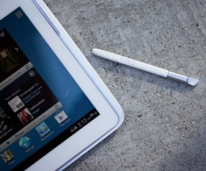 Samsung Galaxy Note Tablet Review   PC Tablet
