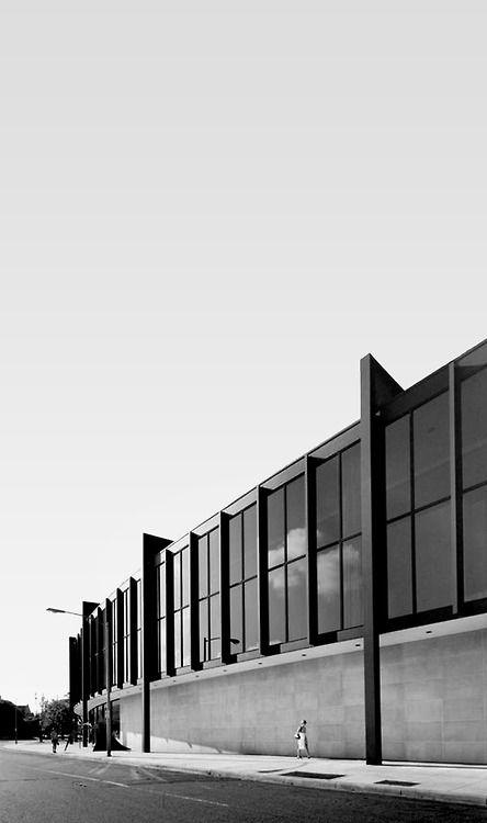 on something, onsomething Mies van der Rohe | Brown Pavilion -...