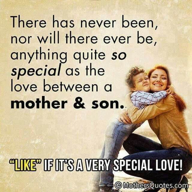 Mother To Son Quotes And Sayings: My Forever Baby Boy