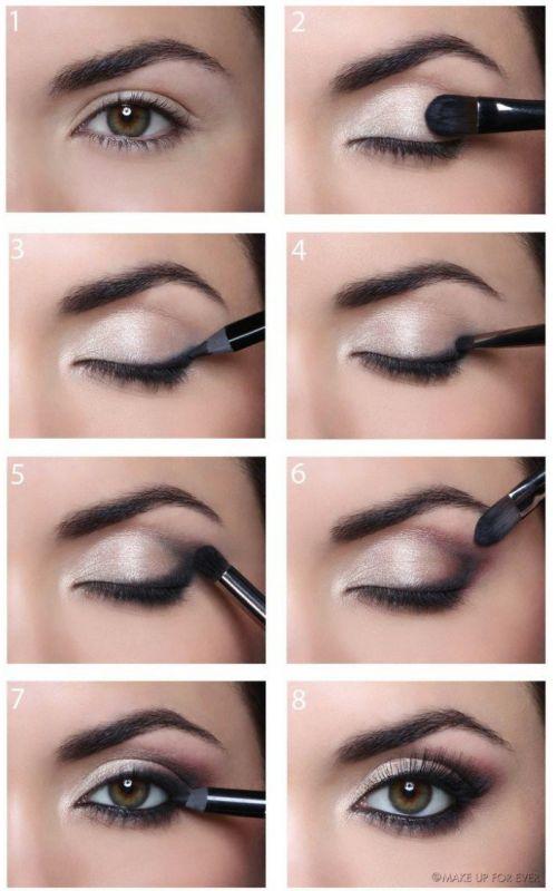 5 tutoriels step-by-step make up pour être parfaite!