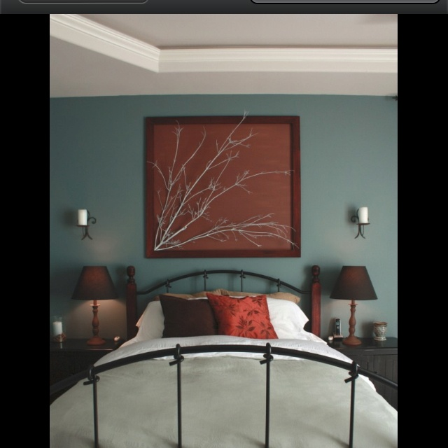 Colors for calming effect home interior design Paint colors for calming effect