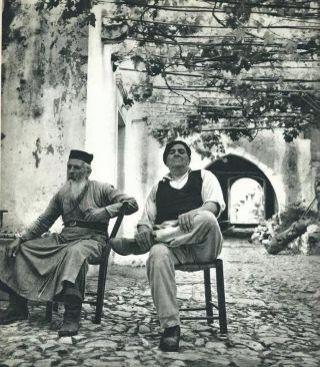 Η Κρήτη του 1950 μέσα από τις εξαιρετικές φωτογραφίες του Γάλλου ταξιδευτή Claude Dervenn