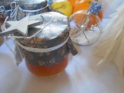 Confiture aux agrumes (orange~citron~pamplemousse)