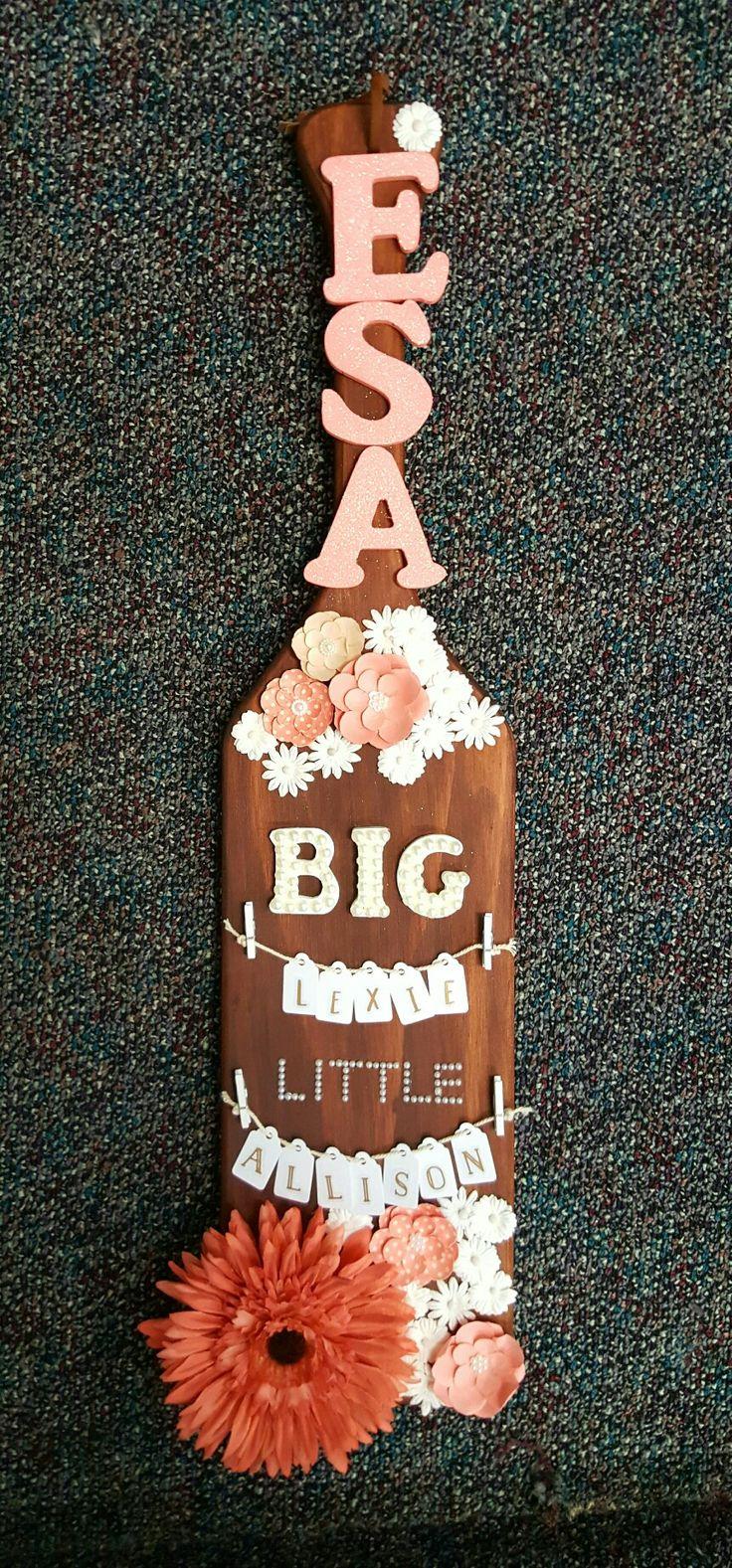 Big/Little Paddle