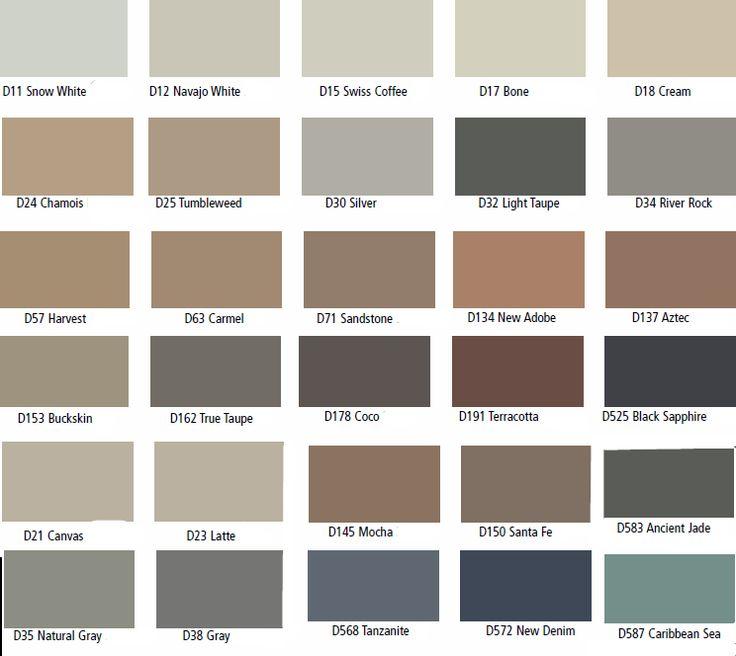 Merkrete Grout Colors Merkrete Colors Merkrete Grouts