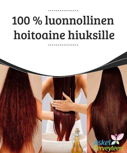 100 % luonnollinen hoitoaine hiuksille  #Omenaviinietikalla on satoja #hyödyllisiä käyttötapoja, jotka soveltuvat sekä kauneuden- että #terveydenhoitoon.  #Kauneus