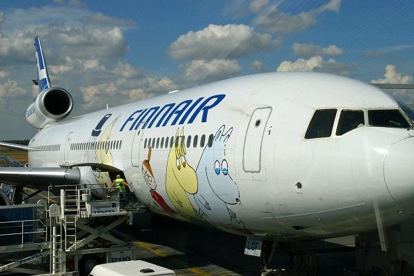 Moomin Plane