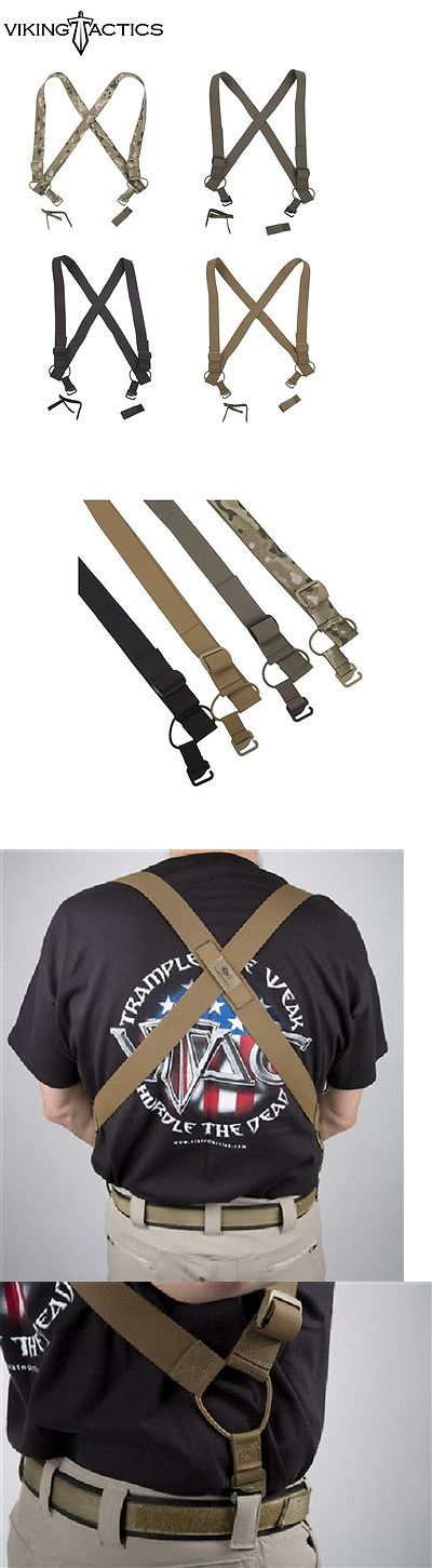 Leg Rigs and Belts 177893: Viking Tactics Vtac Brokos/Duty Belt Combat Suspenders-Multicam-Coyote-Od-Black -> BUY IT NOW ONLY: $49.95 on eBay!