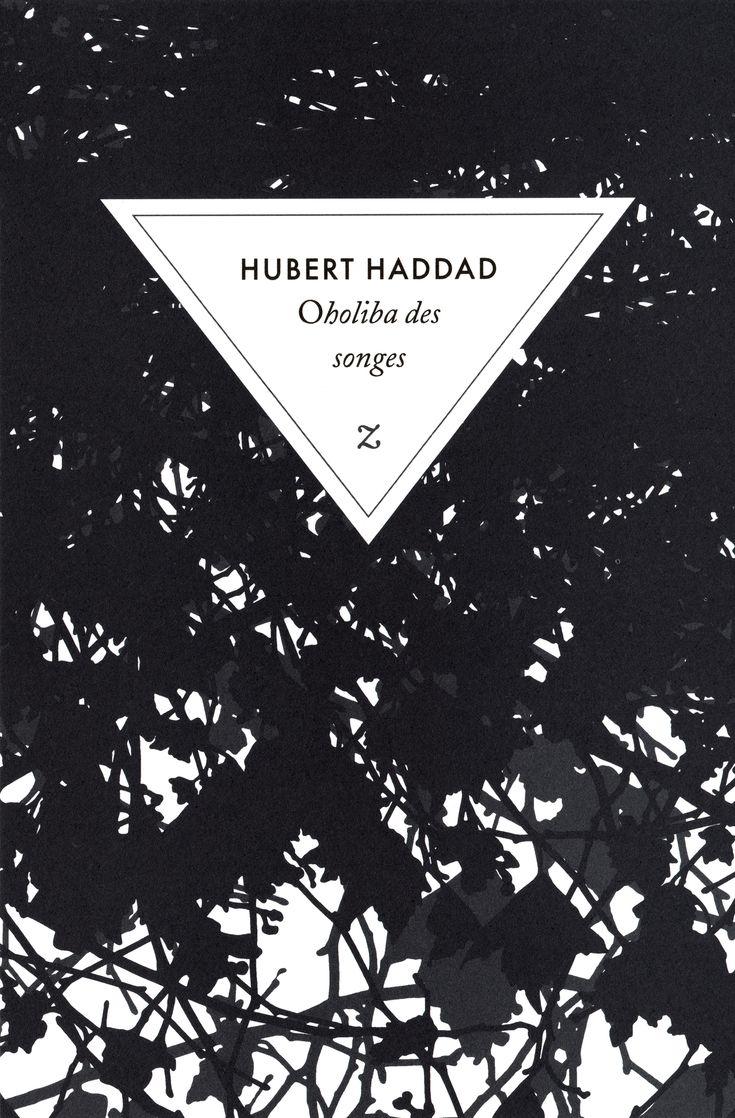 Oholiba des songes - Hubert Haddad - Editions Zulma - Couverture de David Pearson