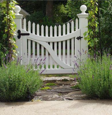 Perfect Perfect Picket   DIY Garden Gate Ideas   10 Great Entrances   Bob Vila