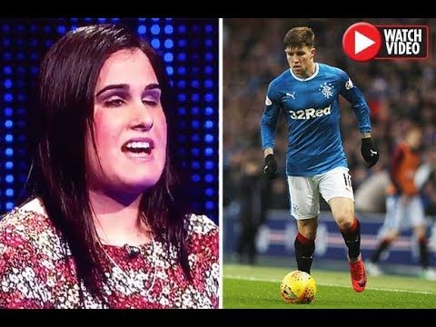Rangers star SLAMMED for mocking contestant on The Chase