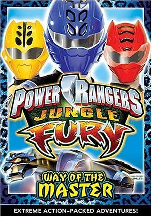 Power Rangers Jungle Fury (TV Series 2008- ????)