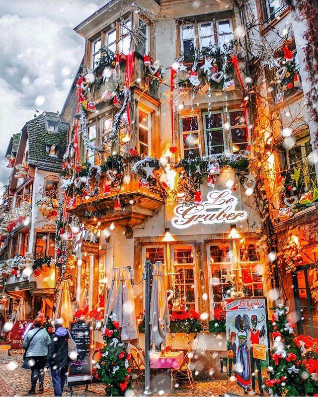 Strasbourg France Christmas Market Hours.Strasbourg France Travel Christmas Christmasmood