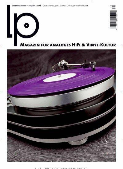 Mit Leichtigkeit - Test: Plattenspieler Rega P6 Jetzt bei LP Magazin
