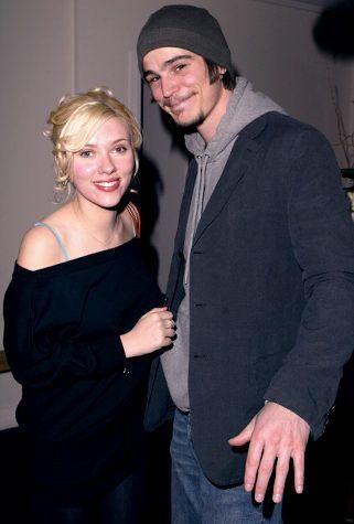 Scarlett Johansson & Josh Hartnett, 2006