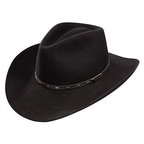 Stetson Resistol Briscoe 3X Felt Western Cowboy Hat RWBRSC-433407 Review 61612ff84a3e