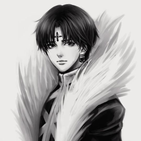 Kuroro Lucifer Hunter X Hunter By Dhax29 On Deviantart: 17 Best Images About Chrollo On Pinterest