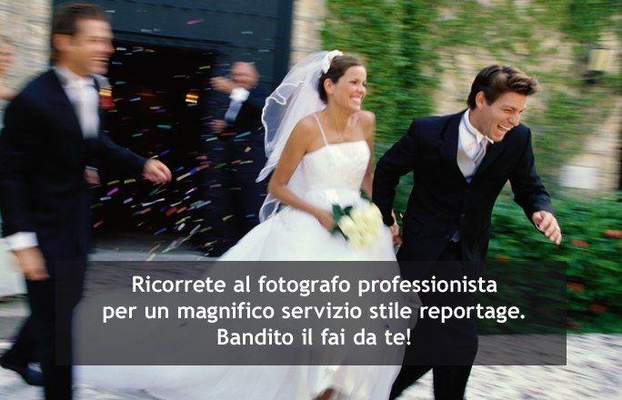 10 consigli per organizzare un matrimonio perfetto: il fotografo professionista
