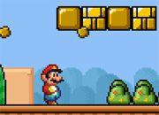 Super Mario Crossover 3 | juegos de mario bros - jugar online