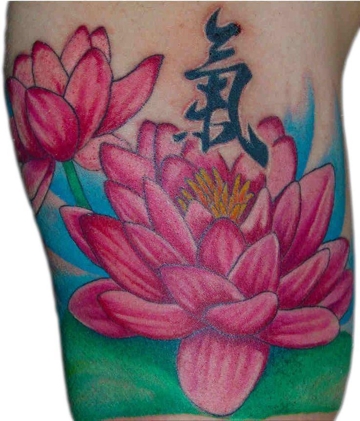 24 besten lotus flower tattoos bilder auf pinterest lotusblumen lotus tattoo design und. Black Bedroom Furniture Sets. Home Design Ideas