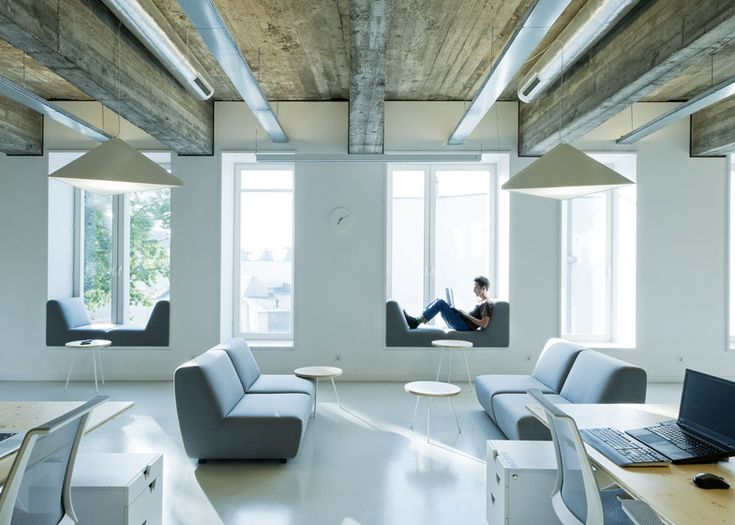 118 best Office Seating Area Designs images on Pinterest Office