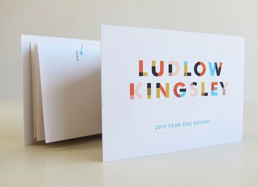 Ludlow Kingsley Year-End Report