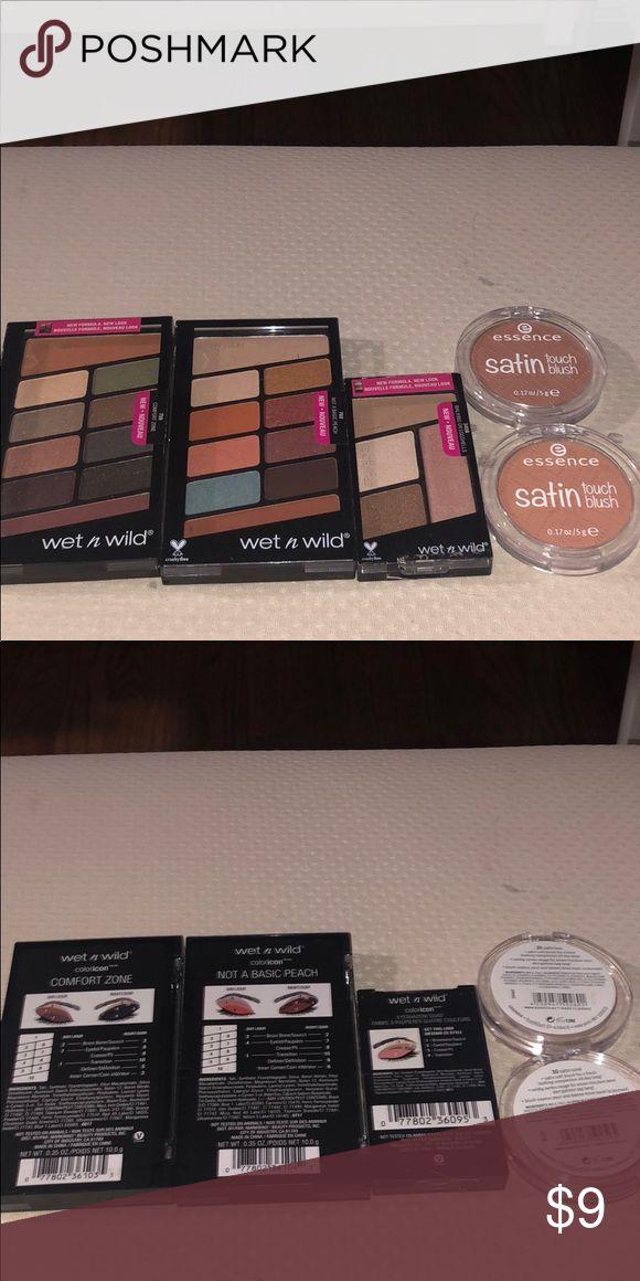 Wet n Wild-Essence Make-up Bundle Verkaufe diese Wet n Wild-Essence Items als …   – My Posh Closet