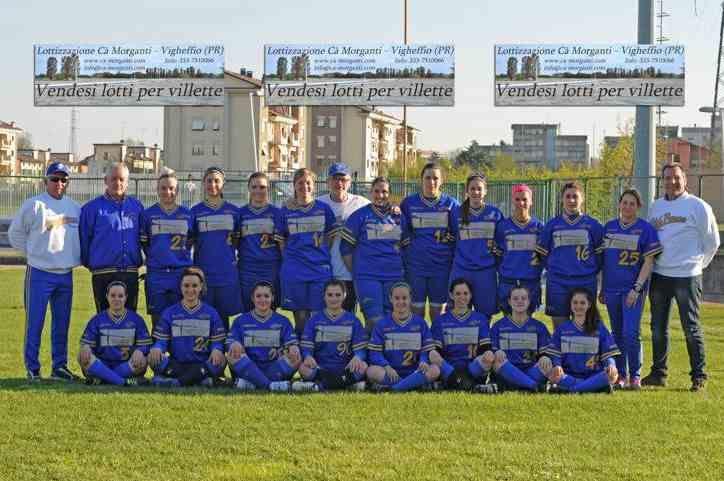 Softball, sugli scudi le ragazze dell'Oltretorrente: 2° posto per le Under21 della Ca' Morganti