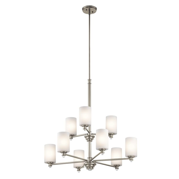 joelson 9 light led chandelier ni - Discount Chandeliers