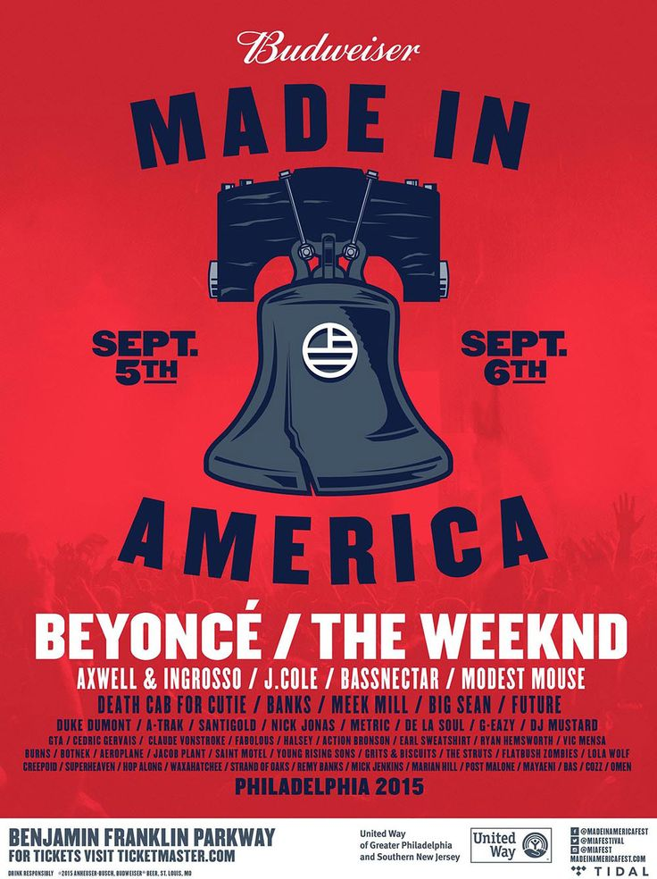 Watch Made In America On Tidal For Free