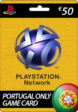 Get Sony Playstation Network Card €50.00 (PORTUGAL) - The PlayStation®Network card is an easy and convenient way to make your PlayStation Store purchase without using a credit card.  http://www.pcgamesupply.com/buy/Sony-Playstation-Network-50-Card-PORTUGAL-ONLY/