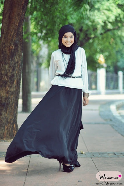 Muslimah inspiration hijab