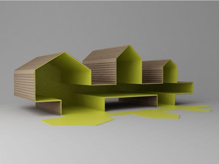 Best 25 maquette architecture ideas on pinterest for Maquette d architecture