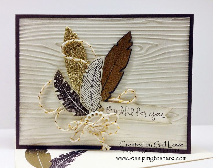 Stamping to Share: For All Things with Autumn Accents & Video Plus the last of the Founder's Circles Pics