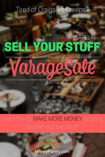 All the tips and tricks you need to successfully make money selling your stuff safely with this free app...