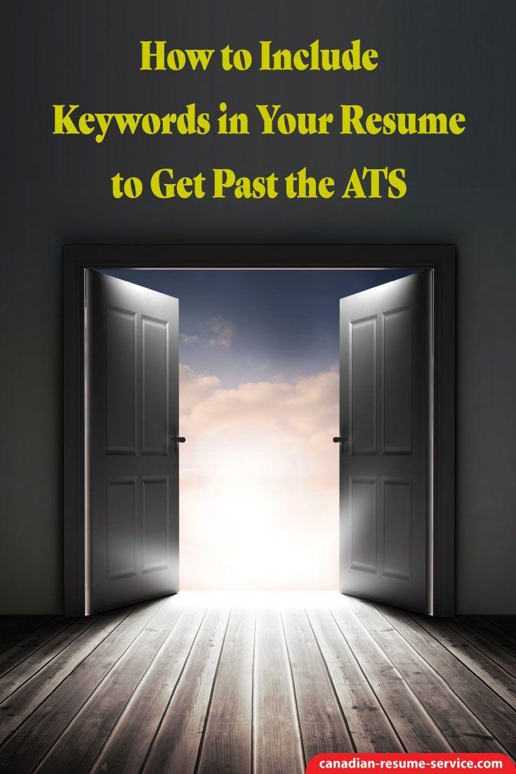 So fügen Sie Stichwörter in Ihren Lebenslauf ein, um den ATS zu überwinden