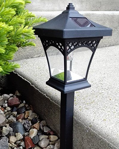 Classic Style Solar Lights For Walkway Sogrand Solar Pathway Lights Solar  Walkway Lights Yard Decorations Solar Path Lights Solar Garden Lights