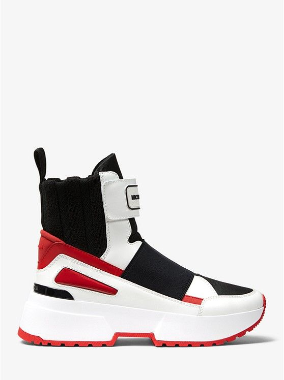 87693fb1eb0b Cosmo Canvas High-Top Trainer